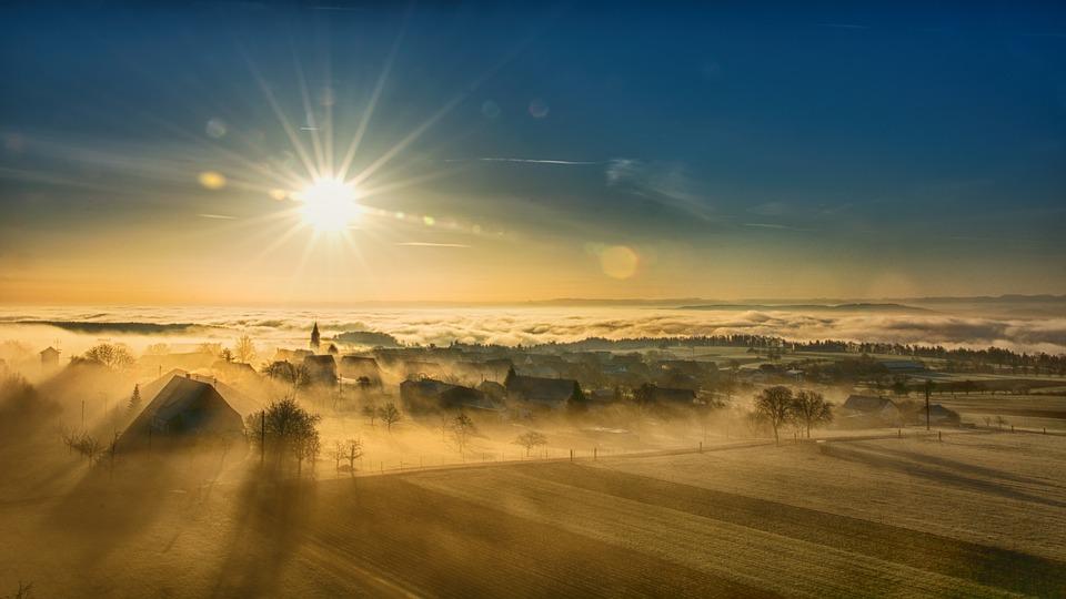 Surga yang Tampak di Bumi